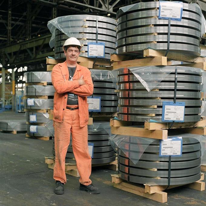 Arcelor Arbeiter 1-3